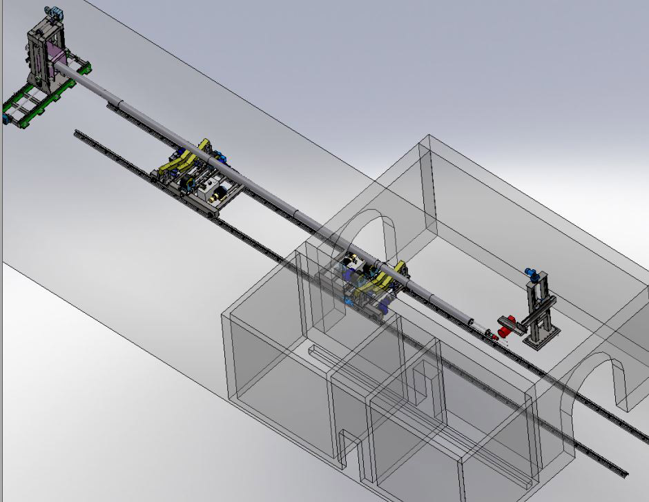 XRHPipe - X-ray pipe inspection system (NDT)