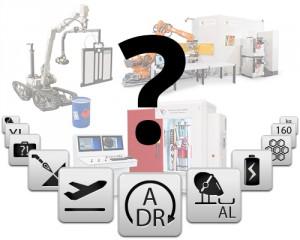 configurator röntgenanlage automatisierte Röntgeninspektion xray solution