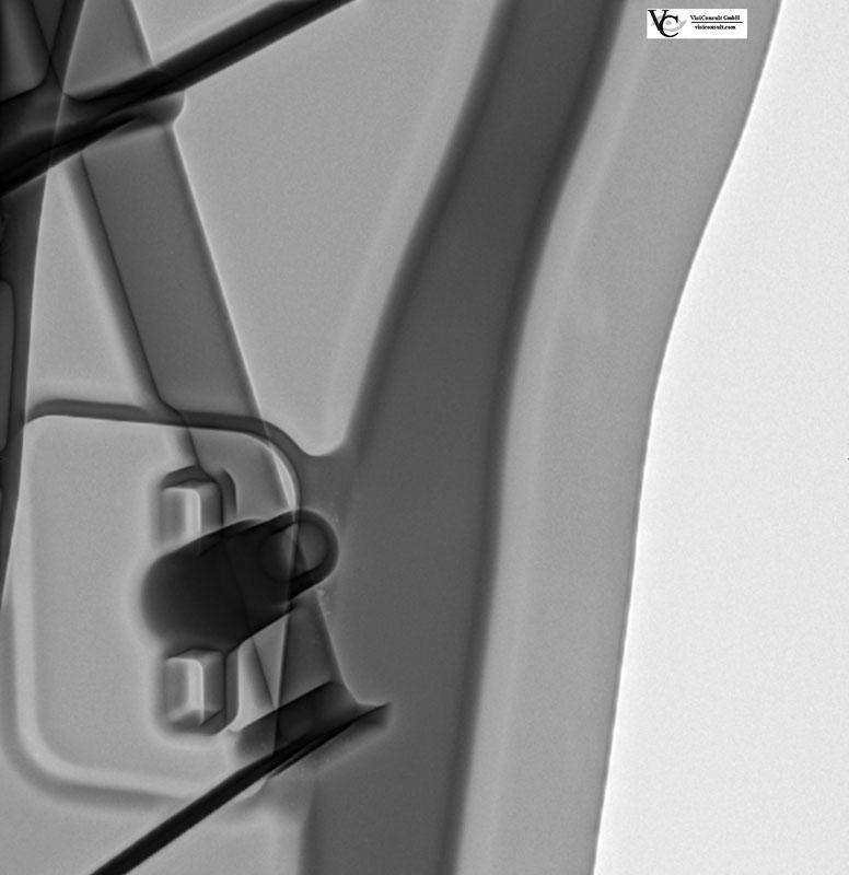 Aluminum Casting Al X Ray Inspection Visiconsult