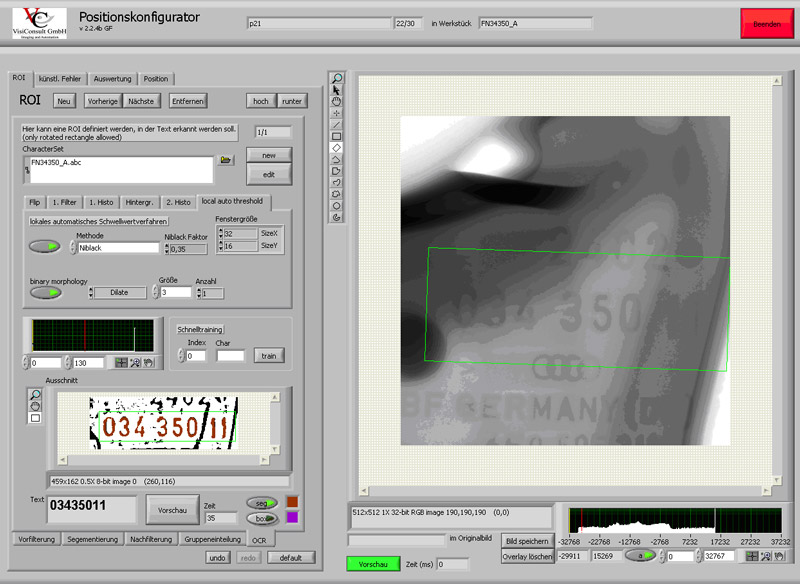 Automated Defect Recognition Adr X Ray Ndt Visiconsult