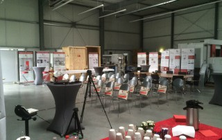 Globales Zerstörungsfreie Werkstoffprüfung (ZfP) Meeting bei VisiConsult