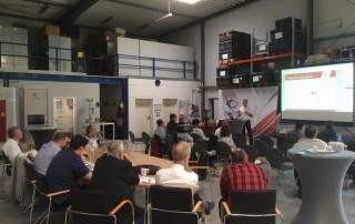 Globales Meeting für ZfP / NDT bei VisiConsult