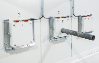 XRHMultiTube - Inspektion von Schweißnähten auf Endlosrohren für die Öl- und Gasindustrie