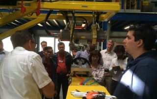 Zerstörungsfreie Werkstoffprüfung (ZfP) Meeting bei Visiconsult