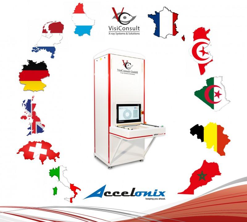 Accelonix repräsentiert VisiConsult