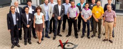 Global Sales Meeting for Non-Destructive Testing