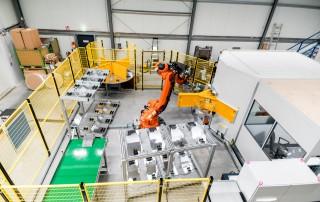 XRHRobotStar - Industrielle Röntgenprüfung