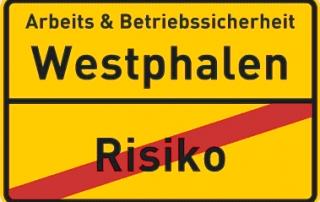 Arbeits- und Betriebssicherheit Westphalen