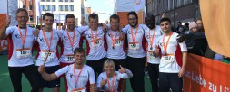 VisiConsult macht 18. Platz beim Stadtwerke Lübeck Staffelmarathon