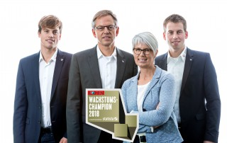 VisiConsult is one of FOCUS' growth champions 2018.