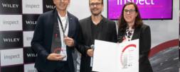VisiConsult remporte le prix inspect 2019 dans la catégorie «Automation + Control»