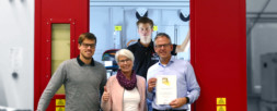 VisiConsult again awarded as German growth champion