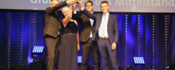 VisiConsult earns the Grand Prize for Medium-Sized Enterprises in Germany