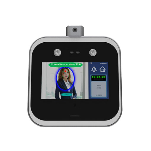 Sensortemeraturscanner